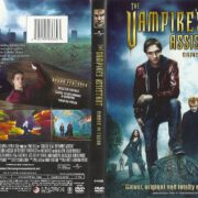 Cirque Du Freak: The Vampire's Assistant (2009) R1 DVD Cover & Label