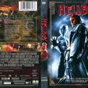 Hellboy (2004) R1 DVD Cover & Label