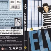 Jailhouse Rock (1957) R1 Blu-Ray Cover & Label