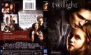Twilight (2008) R1 DVD Cover & Label