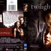 Twilight (2008) R1 DVD Cover & Label