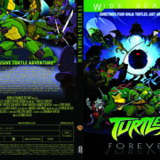 Turtles Forever (2009) R1 SLIM DVD Cover