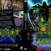 Turtles Forever (2009) R1 Custom DVD Cover
