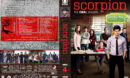 Scorpion - Season 4 (2018) R1 Custom DVD Covers & Labels