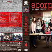 Scorpion – Season 4 (2018) R1 Custom DVD Covers & Labels