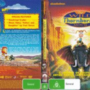 The Wild Thornberrys Movie (2002) R4 DVD Cover & Label