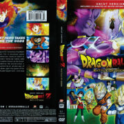 Dragon Ball Z: Battle of Gods (2013) R1 DVD Cover
