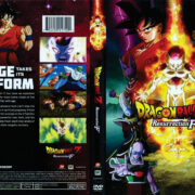 Dragon Ball Z: Resurrection 'F' (2015) R1 DVD Cover