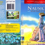 Nausicaä of the Valley of the Wind (1984) R1 DVD Cover