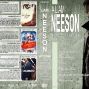 A Liam Neeson Film Collection – Set 8 (2016-2018) R1 Custom DVD Covers