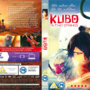 Kubo And The Two Strings (2016) R2 DVD Cover