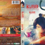 Kubo And The Two Strings (2016) FR/EN R1 DVD Cover & Label
