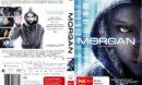 Morgan (2016) R4 DVD Cover