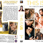 This is Us – Season 2 (2018) R1 Custom DVD Covers & Labels