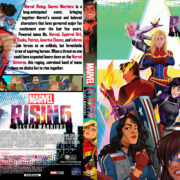 Marvel Rising: Secret Warriors (2018) R1 Custom DVD Cover