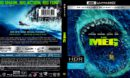 The Meg (2018) 4K UHD Blu-Ray Cover