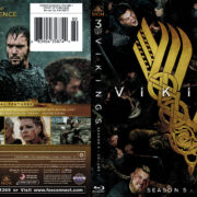 Vikings: Season 5 Volume 1 (2017) Blu-Ray Cover