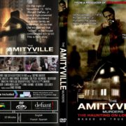 The Amityville Murders (2018) R1 CUSTOM DVD Cover & Label