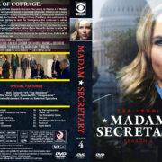 Madam Secretary – Season 4 (2018) R1 Custom DVD Cover & Labels