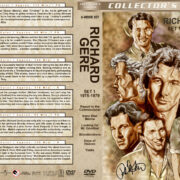 Richard Gere Film Collection – Set 1 (1975-1979) R1 Custom DVD Covers