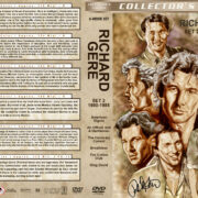Richard Gere Film Collection – Set 2 (1980-1985) R1 Custom DVD Covers