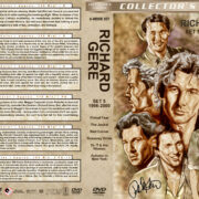 Richard Gere Film Collection - Set 5 (1996-2000) R1 Custom DVD Covers