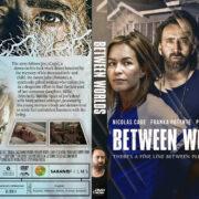 Between Worlds (2018) R1 Custom DVD Cover