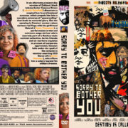 Sorry to Bother You (2018) R1 Custom DVD Cover