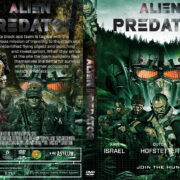 Alien Predator (2018) R1 Custom DVD Cover