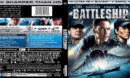 Battleship (2011) R1 4K UHD Blu-Ray Cover