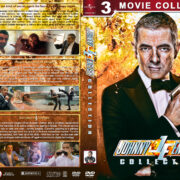 Johnny English Collection (2003-2018) R1 Custom DVD Cover