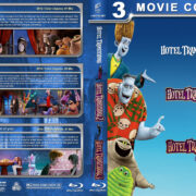 Hotel Transylvania Triple Feature (2012-2018) R1 Custom Blu-Ray Cover