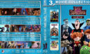 Hotel Transylvania Collection (2012-2018) R1 Custom Blu-Ray Cover