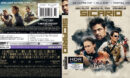 Sicario (2015) R1 4K UHD Blu-Ray Cover