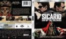 Sicario: Day Of The Soldado (2018) R1 4K UHD Blu-Ray Cover