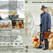 Christopher Robin (2018) R1 Custom DVD Cover & Label V2