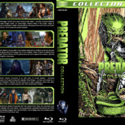 Predator Collection (1987-2018) R1 Custom Blu-Ray Cover V2