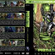 Predator Collection (1987-2018) R1 Custom DVD Cover V2