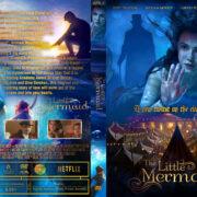 The Little Mermaid (2018) R1 Custom DVD Cover