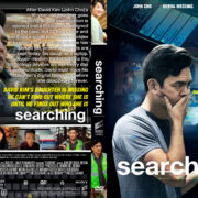 Searching (2018) R1 Custom DVD Cover