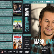 Mark Wahlberg Collection - Set 6 (2014-2015) R1 Custom DVD Covers