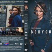 Bodyguard – Season 1 (2018) R1 Custom DVD Cover & Labels