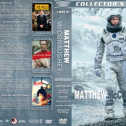 Matthew McConaughey Collection – Set 3 (2013-2016) R1 Custom DVD Covers