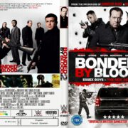 Bonded By Blood 2 (2017) R2 CUSTOM DVD Cover & Label
