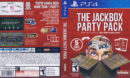 Jackbox Party Pack (2015) PS4 COVER