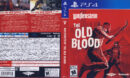 Wolfenstein the Old Blood (2015) PS4 Cover
