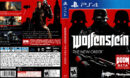Wolfenstein the New Order (2014) PS4 Cover