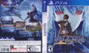 Valkyria Revolution (2017) PS4 Cover