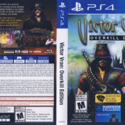 Victor Vran (2017) PS4 Cover