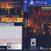Warhammer The End Times Vermintide (2016) PS4 Cover